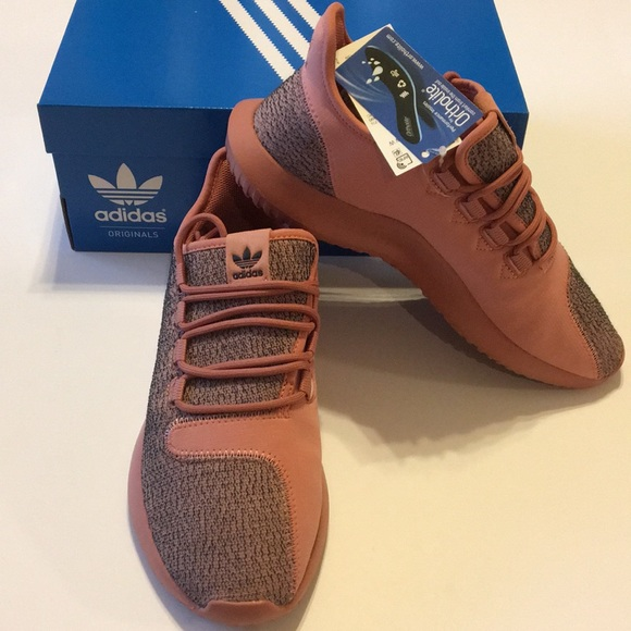 best loved 636e7 f058b NWT Adidas Tubular Shadow Raw Pink Size 9 NWT